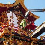 春の高山祭 山王祭